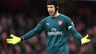 Peter Cech, Asọle ikọ Arsenal