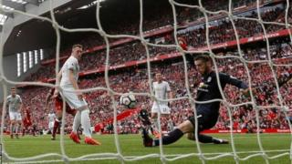 Kipa David De Gea amefanikiwa kutofungwa katika mechi 18 za ligi ya Uingereza