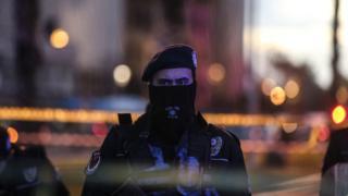 полицейский турецкий