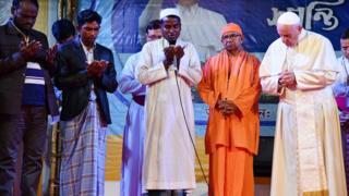 Paus Fransiskus, Bangladesh, Rohingya,