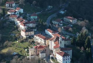 A pequena Bormida, na Itália
