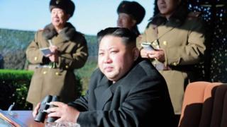 Malagayaabaa in Kim Jong-un uu seego