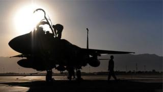 สหรัฐฯ ยิงโดรนของกองกำลังฝ่ายหนุนรัฐบาลซีเรียตก
