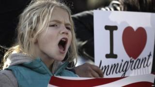 अमरीका में विरोध