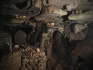 Traditional burial site of Londa, Rantepao, Tana Toraja