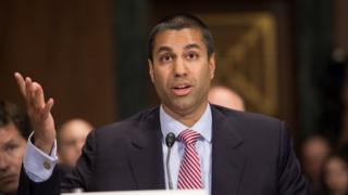 Ajit Pai is the new chairman of the US communications regulator