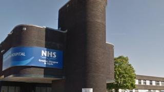 Royal Alexandra Hospital in Paisley