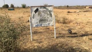 Chibok secondary schol