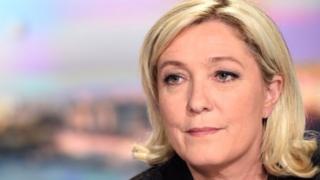 Marine Le Pen ameiambia BBC kwamba ushindi wa Donald Trump nchini Marekani umemuongezea fursa ya kuchaguliwa kuwa rais Ufaransa