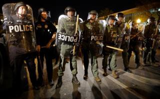 Baltimore polisi