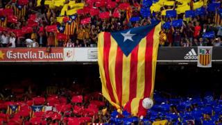 Bendera Katalonia