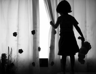 صورة لطفلة صغيرة