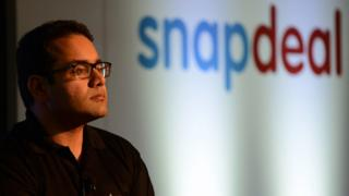 Snapdeal co-founder