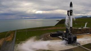 Roketi ya kwanza kabisa yarushwa kutoka New Zealand