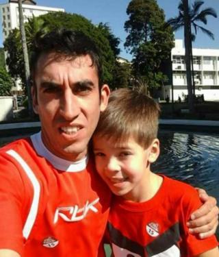 Felipe Romero y Fernando Sierra
