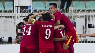 Việt Nam có bàn thắng quyết định để thắng Malaysia