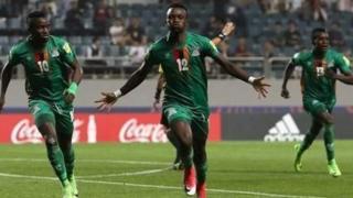 Les Chipolopolos de la Zambie ont été éliminés des quarts de finale de la coupe du monde des U20 en Corée du Sud.