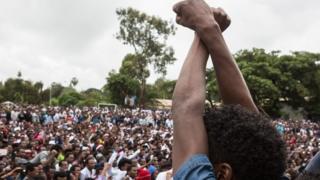 Ethiopia imekumbwa na zaidi ya miaka miwili ya maandamano ya kuipinga serikali, mara nyingi yanayoongozwa na Oromo