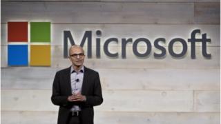 Microsoft chief executive Satya Narayana Nadella