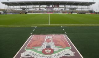 Northampton Town's Sixfields stadium