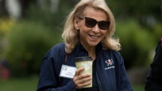 Shari Redstone in 2017