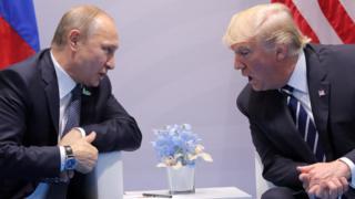 Putin, Trump, Rusia, AS