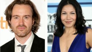 Actor Jamie King and his wife, actress Tamara Podemski