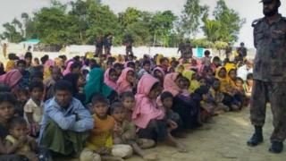 روہنگیا مسلمانوں