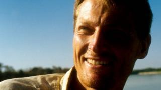 Benedict Allen, pictured in 1999
