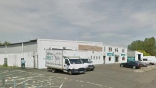 TFD offices in East Kilbride