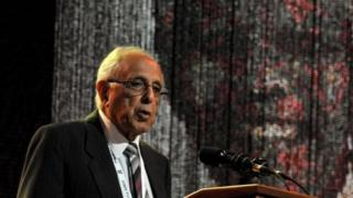 Ahmed Kathrada. Photo: December 2013