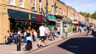 Восток Лондона может оказаться на удивление дешевым (конечно, в сравнении с севером и западом)