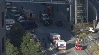 scene of NYC incident