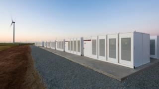 батарея Tesla