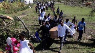 Igihugu ca Haiti kiracashingura abitavye Imana ariko abasigaye bakeneye imfashanyo zihutirwa