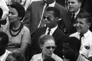 A scene from I Am Not Your Negro