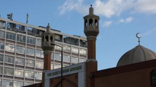 Masjid Raya London Timur