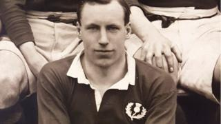 Eric Liddell played for Scotland at rugby before going on to Olympic glory