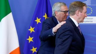 نخست وزیر ایرلند و رئیس کمیسیون اروپا