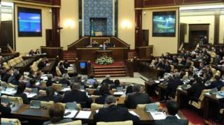 Qozog'iston parlamenti yig'ilishi