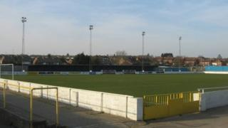 Basingstoke Town FC home ground