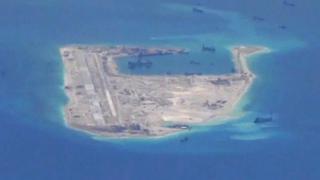 Sengketa di Laut Cina Selatan