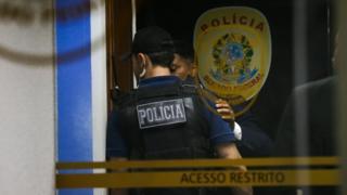 Polícia Federal cumpre mandados judiciais no Senado em ação que apurava tentativas de atrapalhar Lava Jato