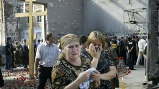 Beslan okul katliamı
