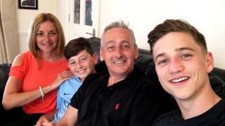 Burnley dad survived 51 cardiac arrests in 10 days