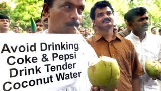 तमिलनाडु, कोका कोला, पेप्सी पर प्रतिबंध