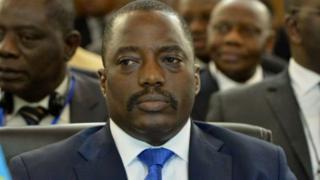 Rais Joseph Kabila wa DRC