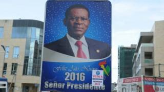 Teodoro Obiang amaze imyaka 36 ku butegetsi.