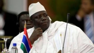 Rais Jammeh anasema kulikuwa na udanganyifu wakati wa upigaji kura