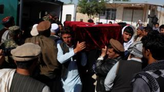 Serikali ya Afghanistan inapambana na Taliban